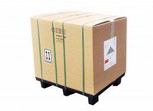 Large shipment box for Insulin Human AF